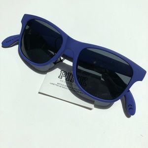 Pink Victoria's Secret blue sunglasses NWT